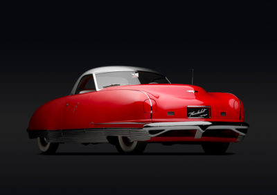 Chrysler Thunderbolt, 1941. Photo: Peter Harholdt.