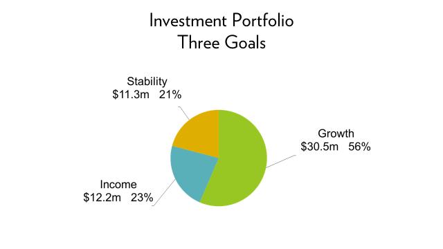 FY17 – Investment Portfolio