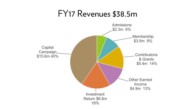 FY17 Revenues
