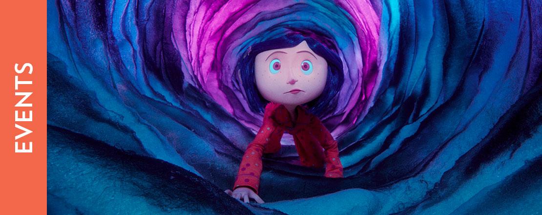 LAIKA Sundays: Coraline – November 19