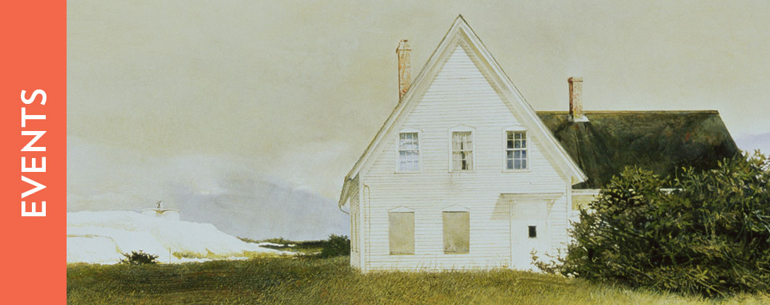 Midday Art Break: The Wyeths –December 13, 12:30 p.m.