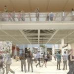 Ground floor Community Commons design concept