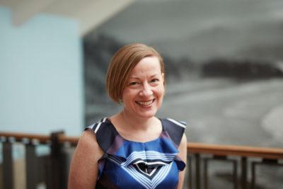Curator Julia Dolan, PH.D.