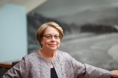 Curator Maribeth Graybill