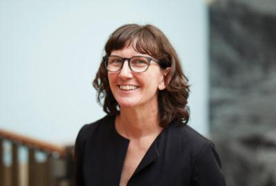Curators in Conversation: Sara Krajewski