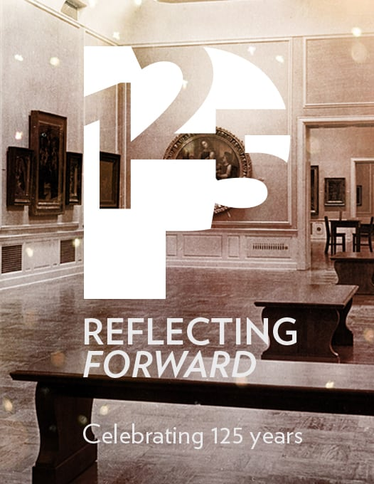 125th Anniversary: Reflecting Forward