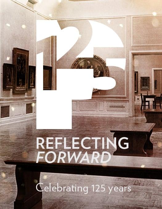 125th Anniversary: Reflecting Forward