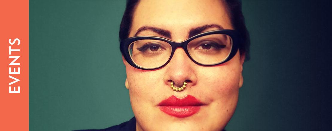 Artist Talk: Stephanie Adams-Santos – April 26, 6 p.m.
