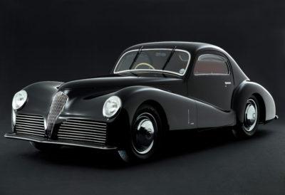 1942 Alfa Romeo 6C 2500 Ss Bertone Berlina