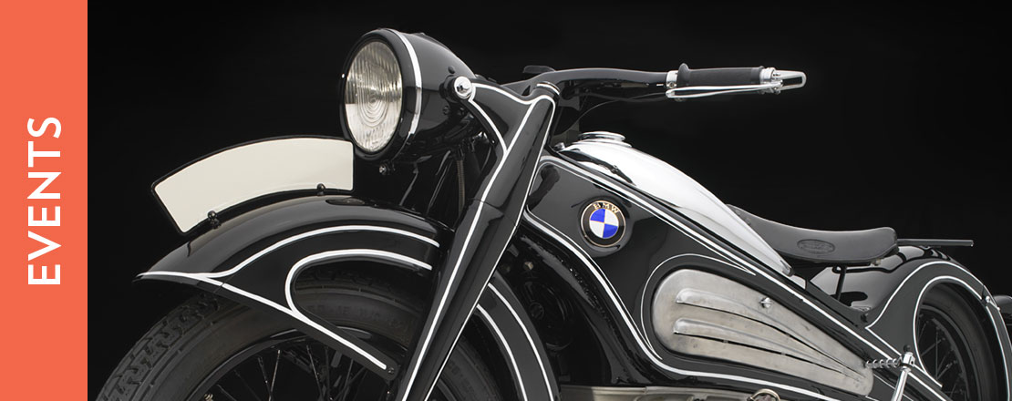 Streamlined Sundays:Motorcycles in the Park – June 24, 11 a.m.