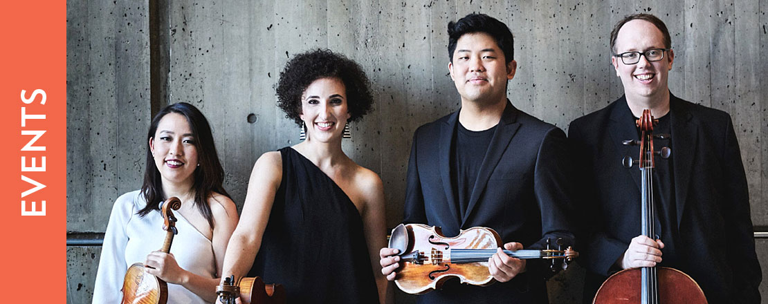 Chamber Music Northwest Concert – July 18, 1 p.m.