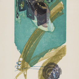 Takahashi Rikio, Revelation, 1965