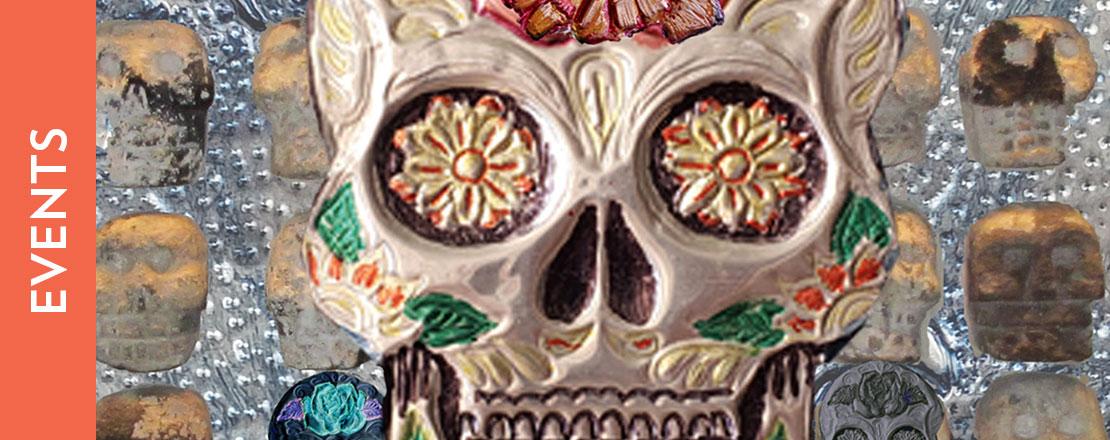 Community Celebration: Día de Muertos – November 2, 4 p.m.