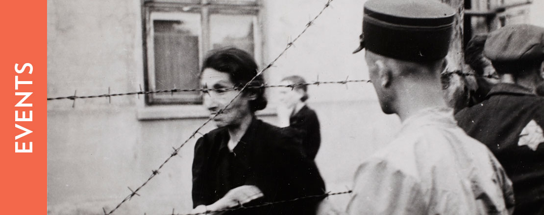 Lecture: Jewish Ghetto Photographers – February 5, 6 p.m.