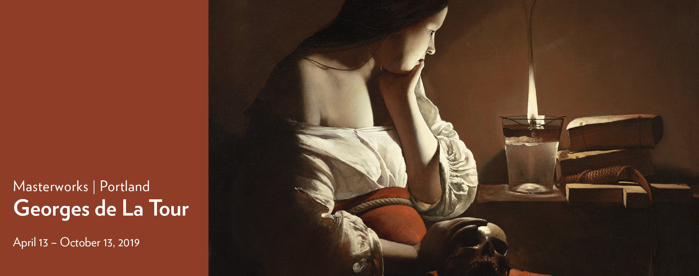 Masterworks | Portland: Georges de La Tour – April 13 – October 13, 2019