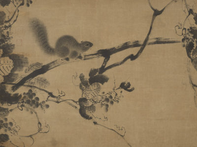 Lecture: Squirrels, Tigers,  and Towering Peaks: Style and Symbols in Korean Ink Painting @ Whitsell Auditorium