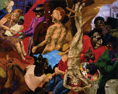 CANCELED - In Dialogue: Race and Gender in the work of Robert Colescott