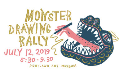 Monster Drawing Rally 2019