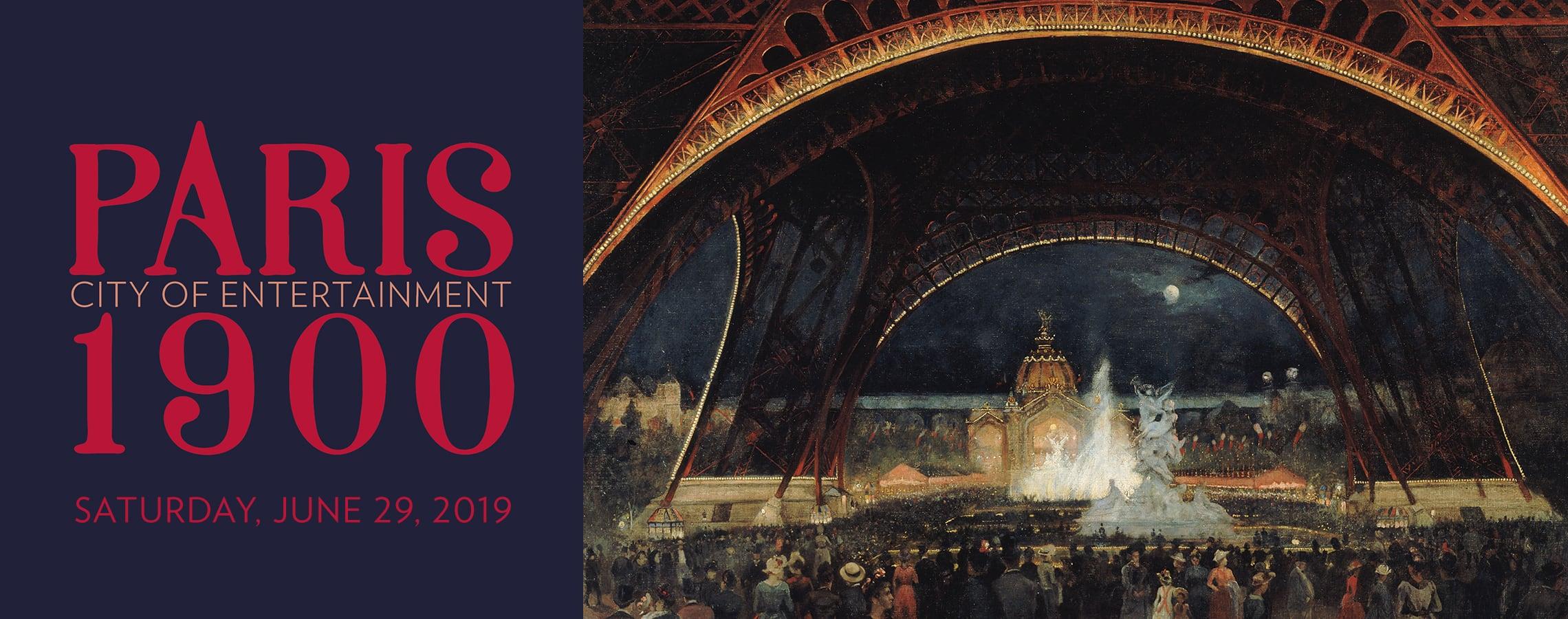 Paris 1900 Gala – Saturday, June 29, 2019