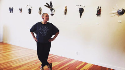 Native American Artist Talk: Terresa White @ Miller Gallery, Mark Building