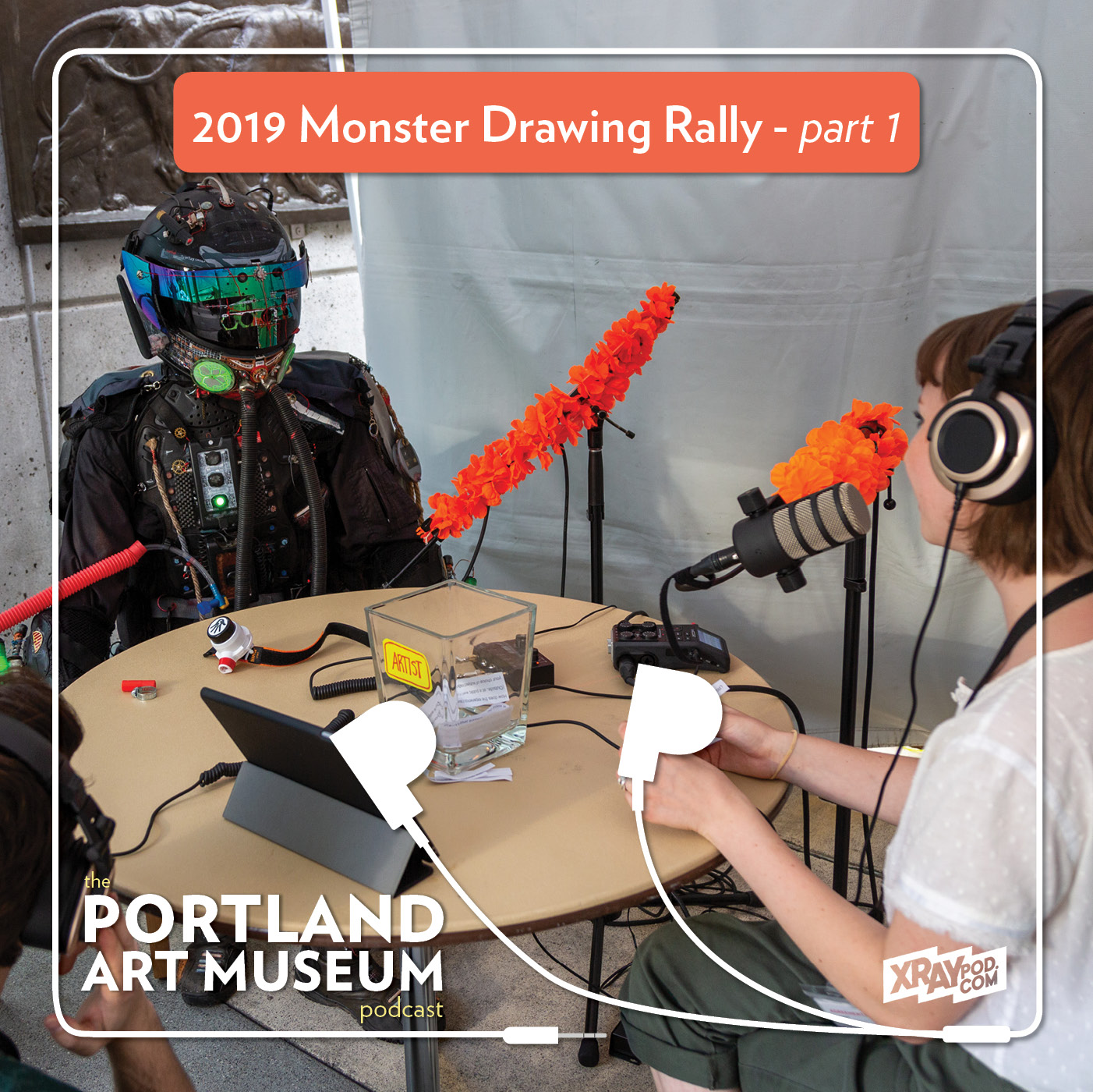 2019 Monster Drawing Rally – part 1