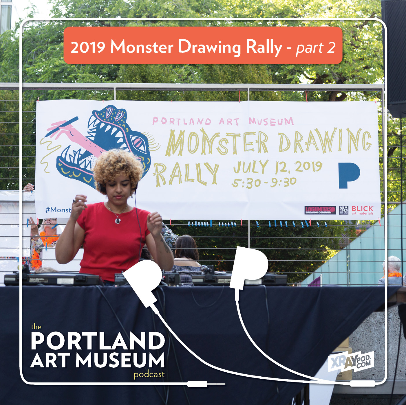 2019 Monster Drawing Rally – part 2