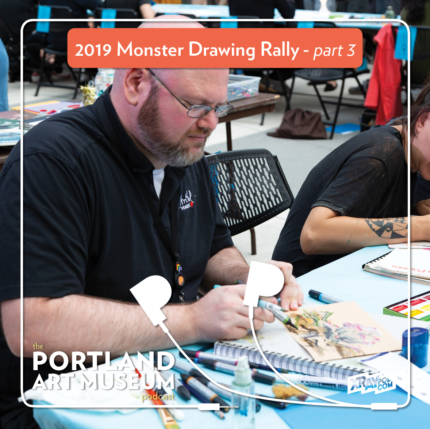 2019 Monster Drawing Rally – part 3