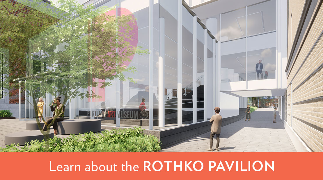 Learn about the Rothko Pavilion
