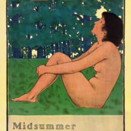 Maxfield Parrish, The Century, 1897.