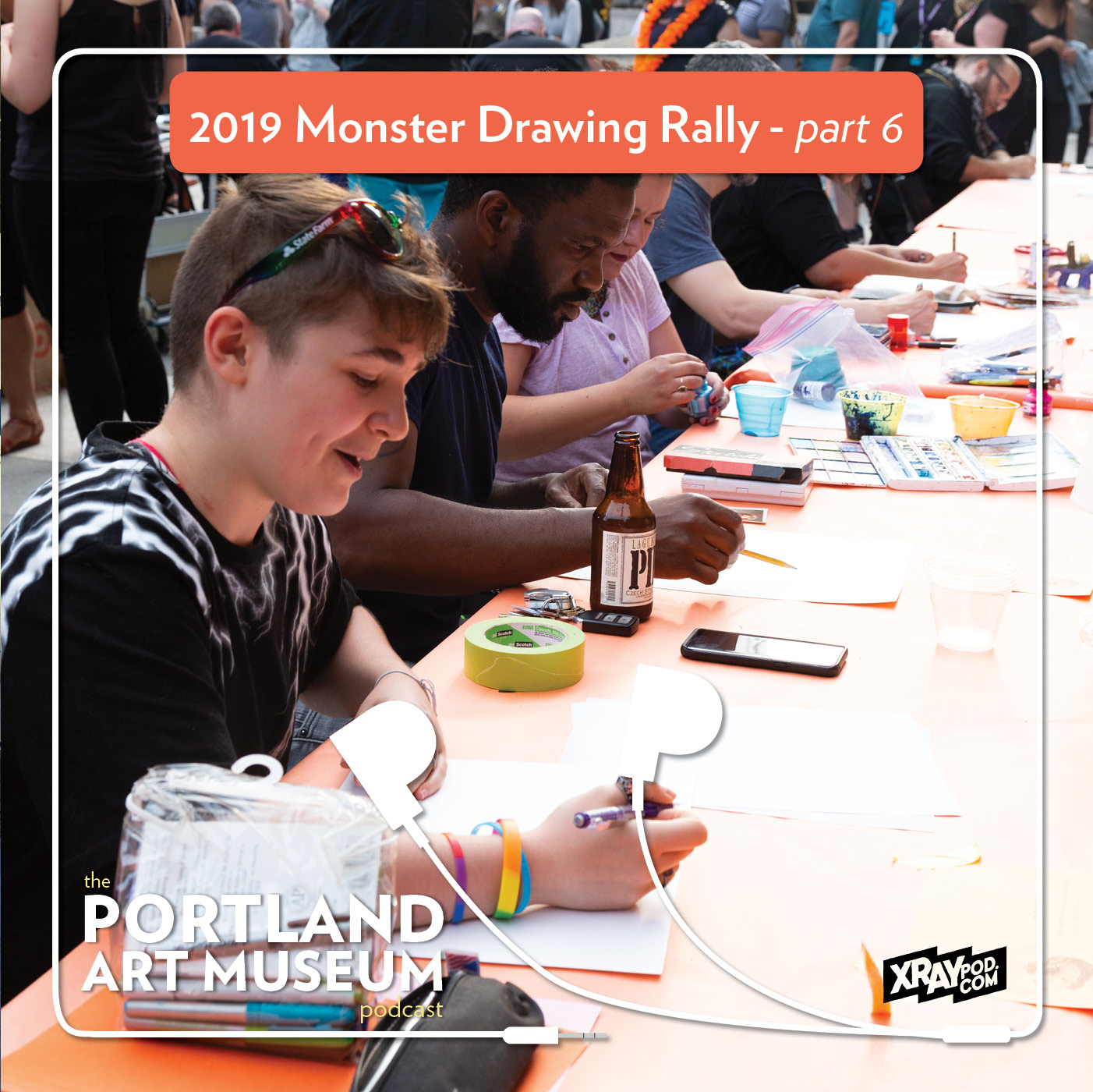 2019 Monster Drawing Rally – part 6