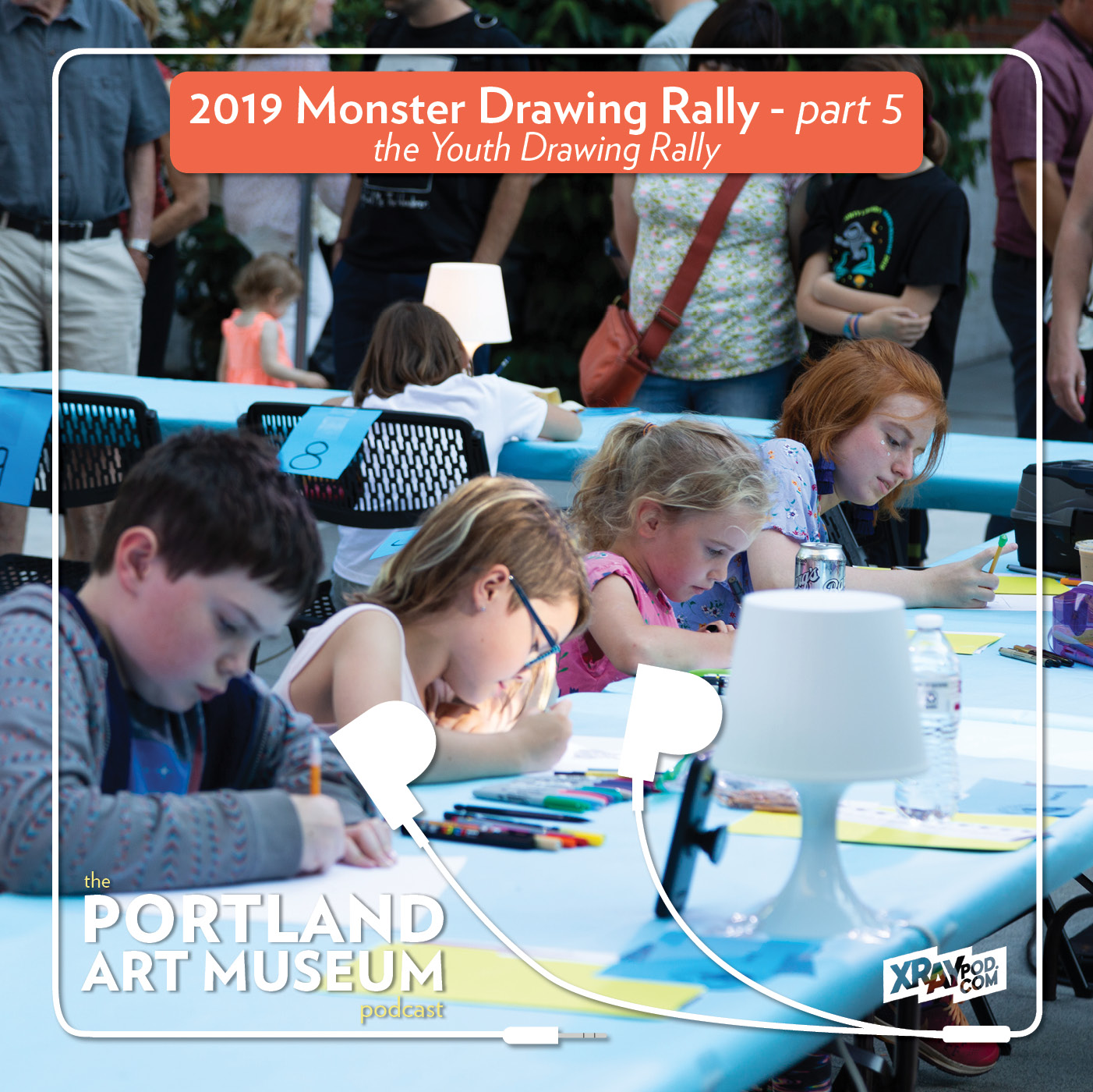 2019 Monster Drawing Rally – part 5: the Youth Drawing Rally