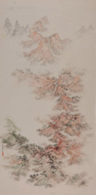 "Does the Past Have a Future? Ruminating on ""Traditional"" Chinese Painting @ Sunken Ballroom"