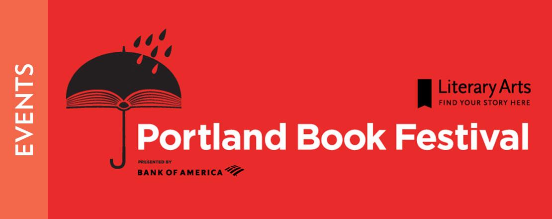 Portland Book Festival 2019 – November 9