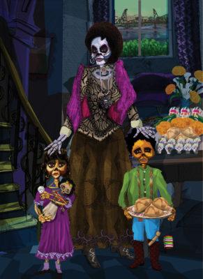 Community Celebration: Día de Muertos