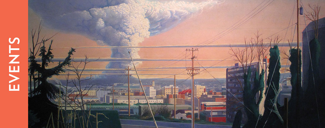 Art & Conversation: Volcano! – March 17, 9:15 a.m.