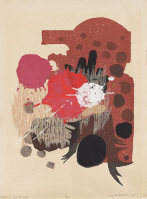 JASA: Live Zoom Webinar – Joryū Hanga Kyōkai, 1956–1965 @ Zoom webinar