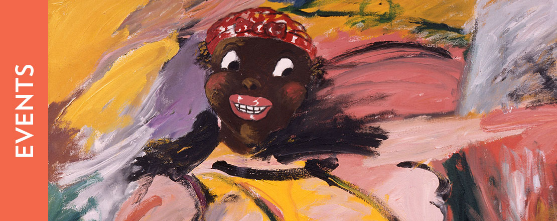 Robert Colescott: A Conversation with the Curators – February 13, 6 p.m.