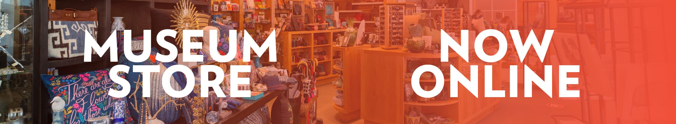 Museum Store now online