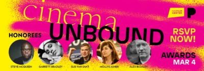Cinema Unbound Awards