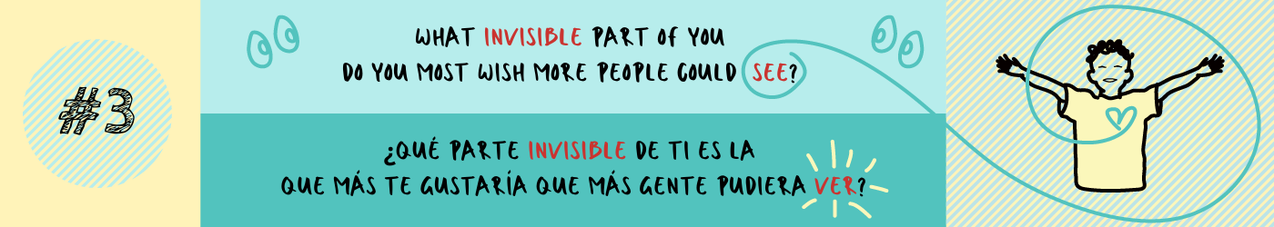 What invisible part of you do you most wish more people could see?