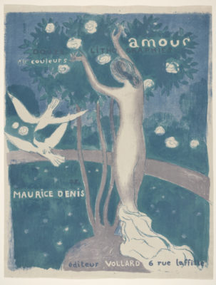 Printmaking in 1890s Paris: Auguste Clot and the Nabis @ Online